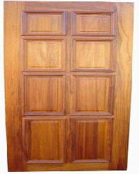 Solid Core Door Kwila Merbau Ironwood